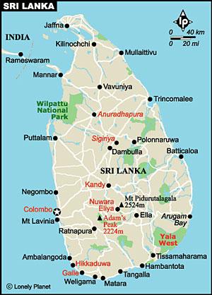 Sri lanka language